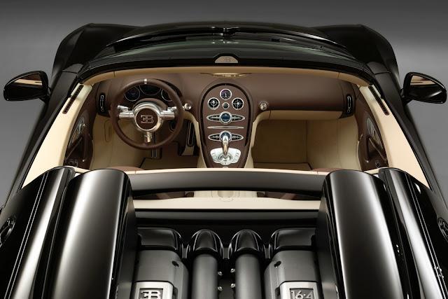 """Bugatti Grand Sport Vitesse Jean Bugatti Edition    2013 Bugatti Veyron 'Jean Bugatti' Bugatti Legends Veyron 16.4 Grand Sport Vitesse """"Jean Bugatti"""" Edition"""