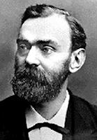 Biografi Alfred Bernhard Nobel (1833-1896)