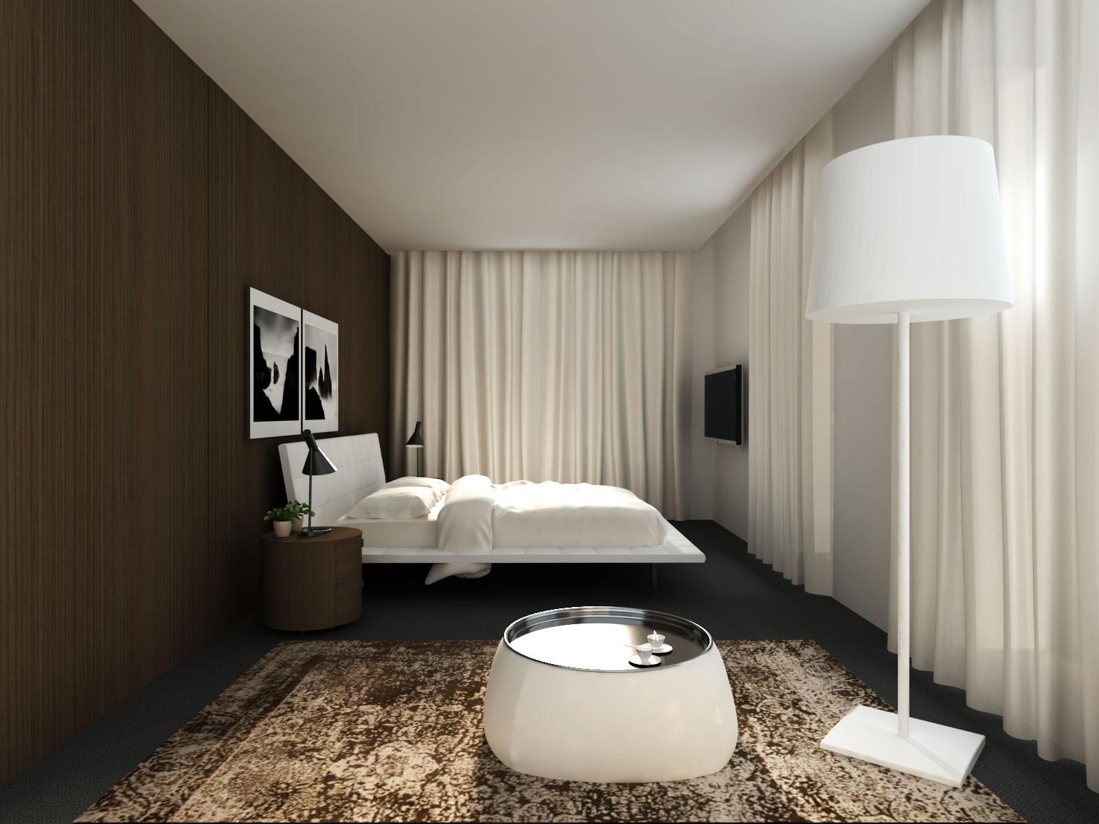 Chambre 3d rui maciel arquitecto for Chambre 3d