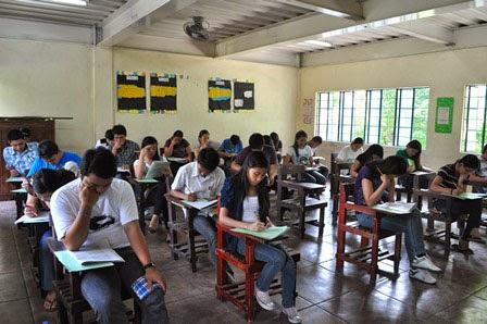 Civil Service Sub-Professional Room Assignment Region 5