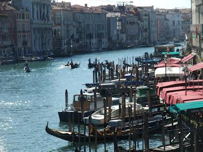 boat dock, venice italy, vaporetto
