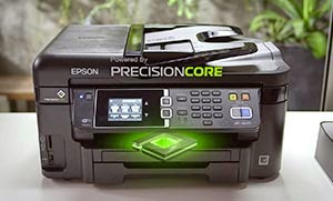 epson workforce wf-3620 staples