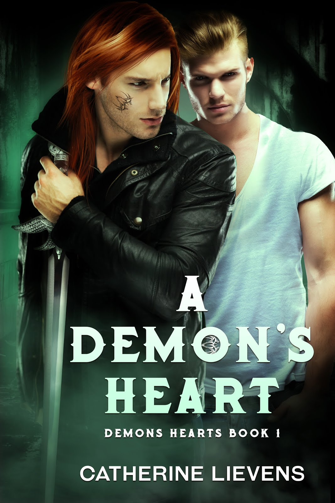 A DEMON'S HEART: GET IT NOW!