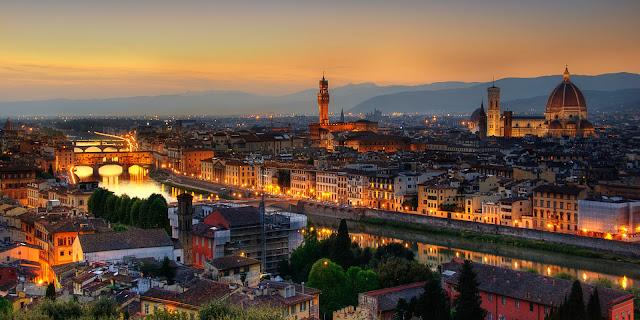 Firenze - www.blancdeblancs.fi