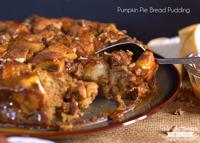 Bread Pudding With Orange Caramel Sauce Recipes — Dishmaps