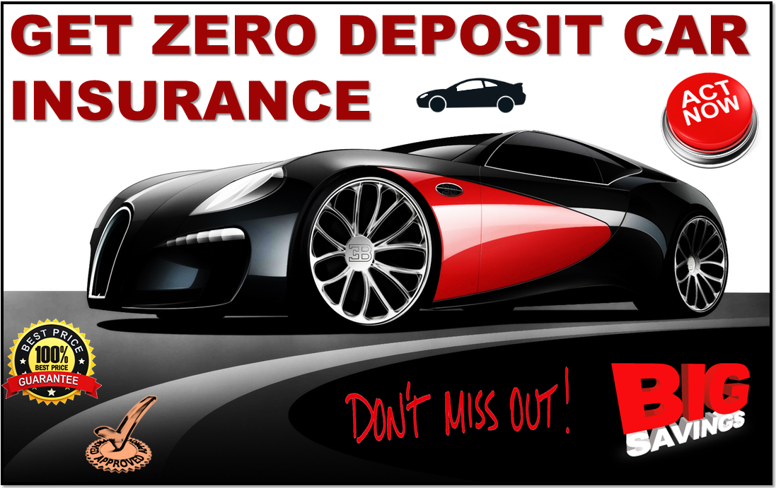Immediate cover car insurance with zero deposit