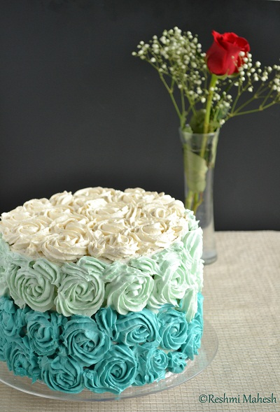 White Velvet Cake Rose Levy