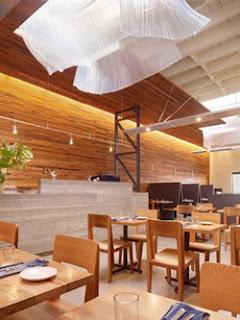 Minimalist Interior Design for Restaurant