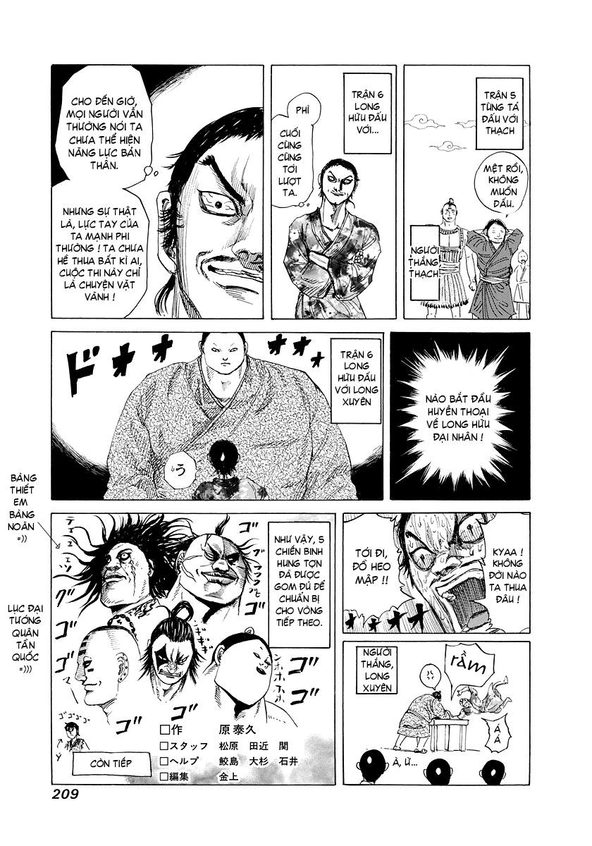 Kingdom – Vương Giả Thiên Hạ (Tổng Hợp) chap 184 page 21 - IZTruyenTranh.com