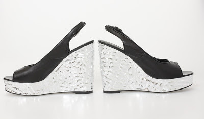 eDrop-Off Fashion Vault sale of Chanel wedges