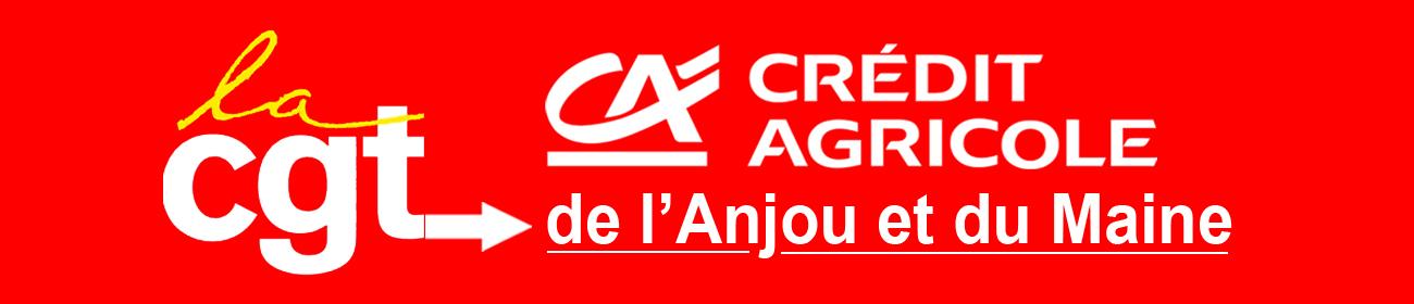 CGT du Crédit Agricole de l'Anjou et du Maine
