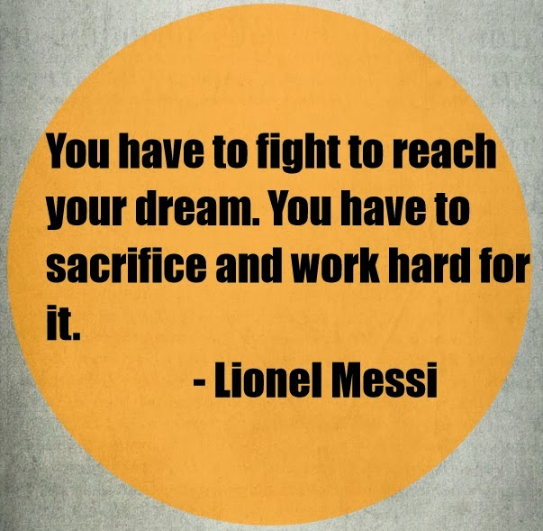 Lionel Messi Quotes. QuotesGram