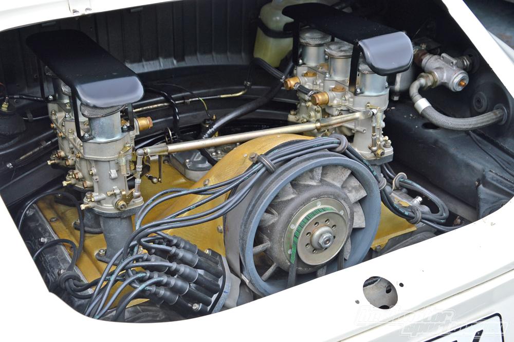 Heckmotorsportwagen Vintage Porsche Car Culture The