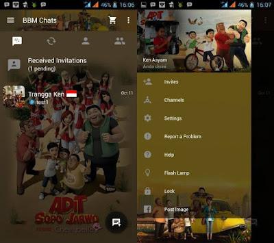 Preview BBM Adit dan Sopo jarwo