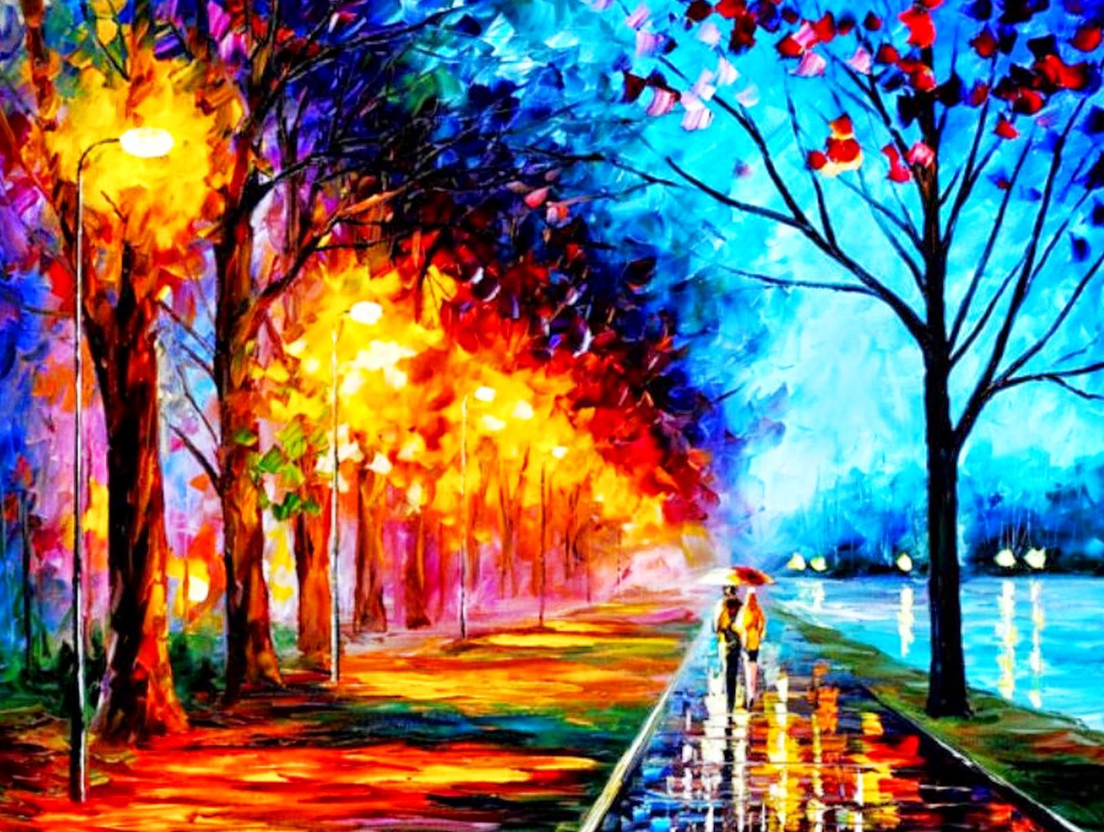 Cuadros modernos pinturas y dibujos hermosas imagenes - Cuadros modernos faciles de pintar ...