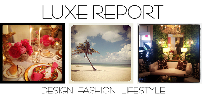 Luxe Report
