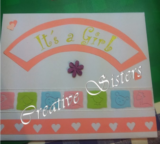 Creative Sisters Babyparty