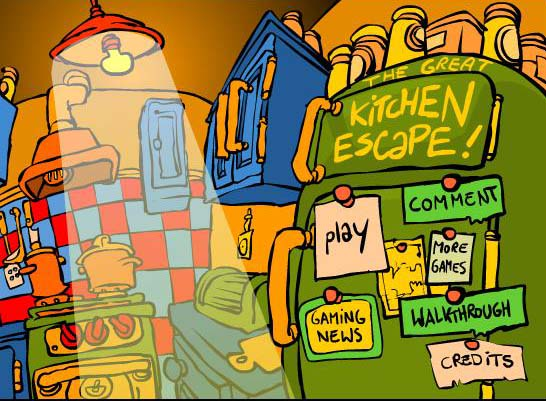 Free Play Online Game The Great Kitchen 749