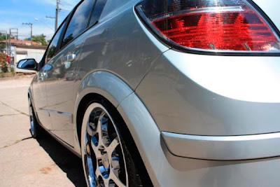 """Vectra GT rodas 19"""""""