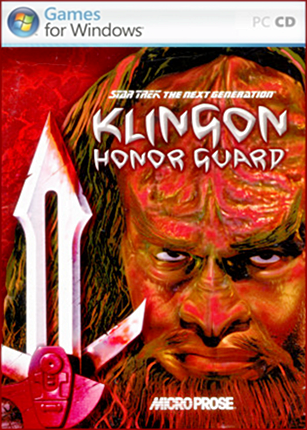 Star Trek The Next Generation   Klingon Honor Guard   Game PC