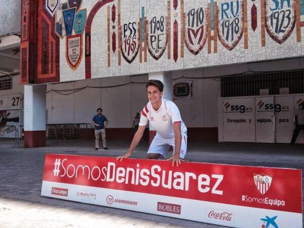 Denis Suárez Sevilla