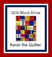 QOV Block Drive ~ Hosted by Kevin the Quilter
