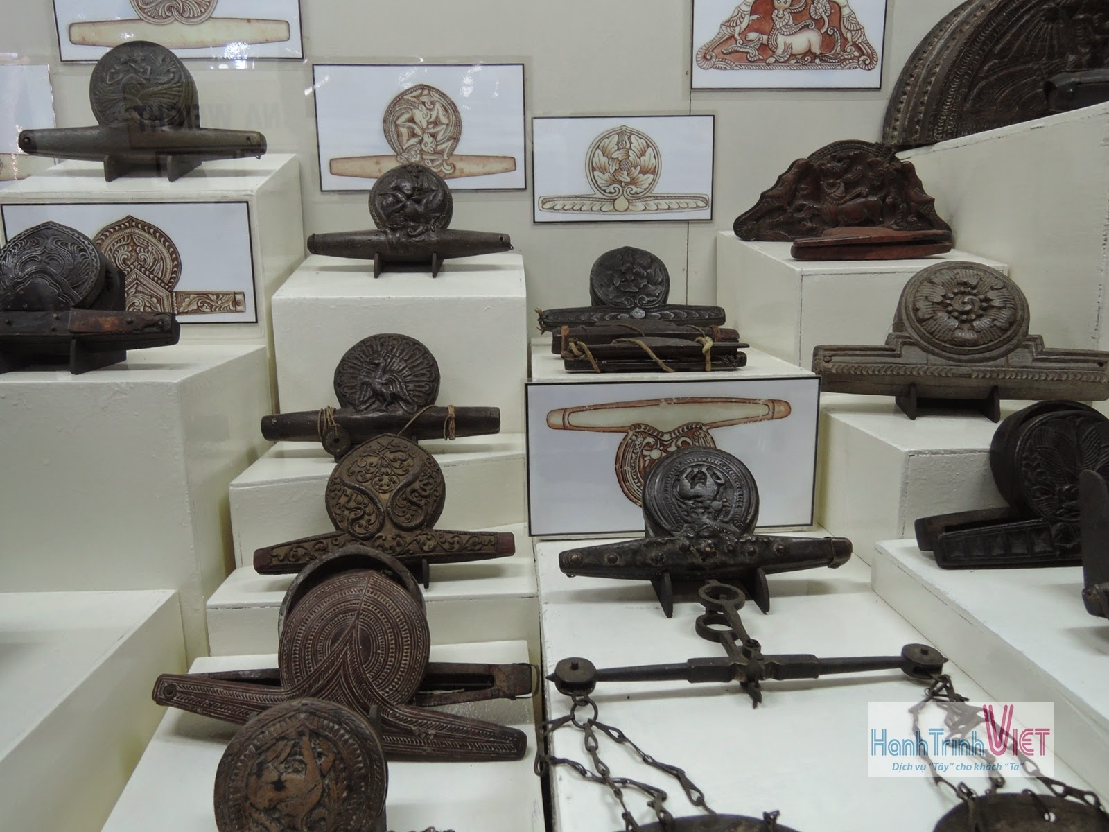 Tham quan bảo tàng thuốc phiện ở Chiêng Rai