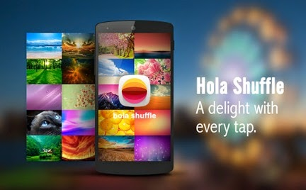 Hola Launcher - Simple & Fast Android Apk File