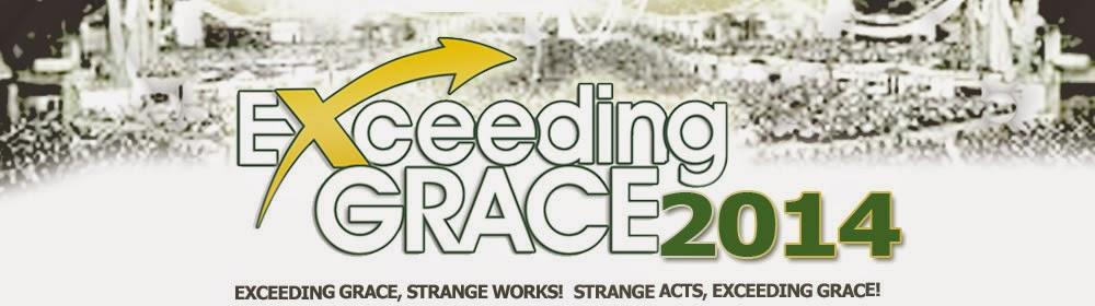 Exceeding Grace 2014
