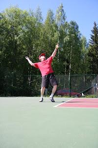 Tenniksen perusteet ja tenniksen alkeet samassa paketissa
