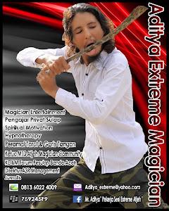 Aditya Extreme Magician