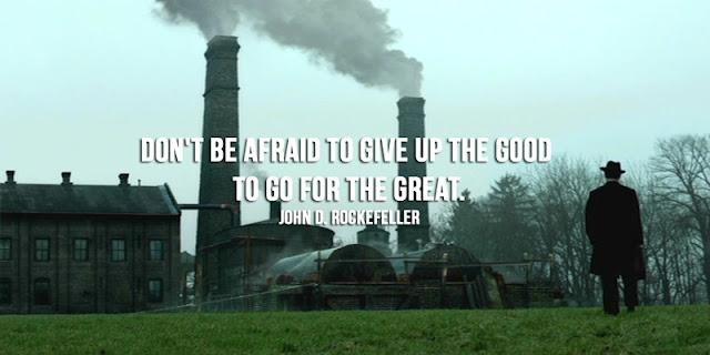 Gigantes de la industria | John D. Rockfeller quotes
