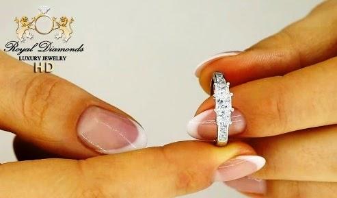 Cum sa cumperi un inel cu diamant