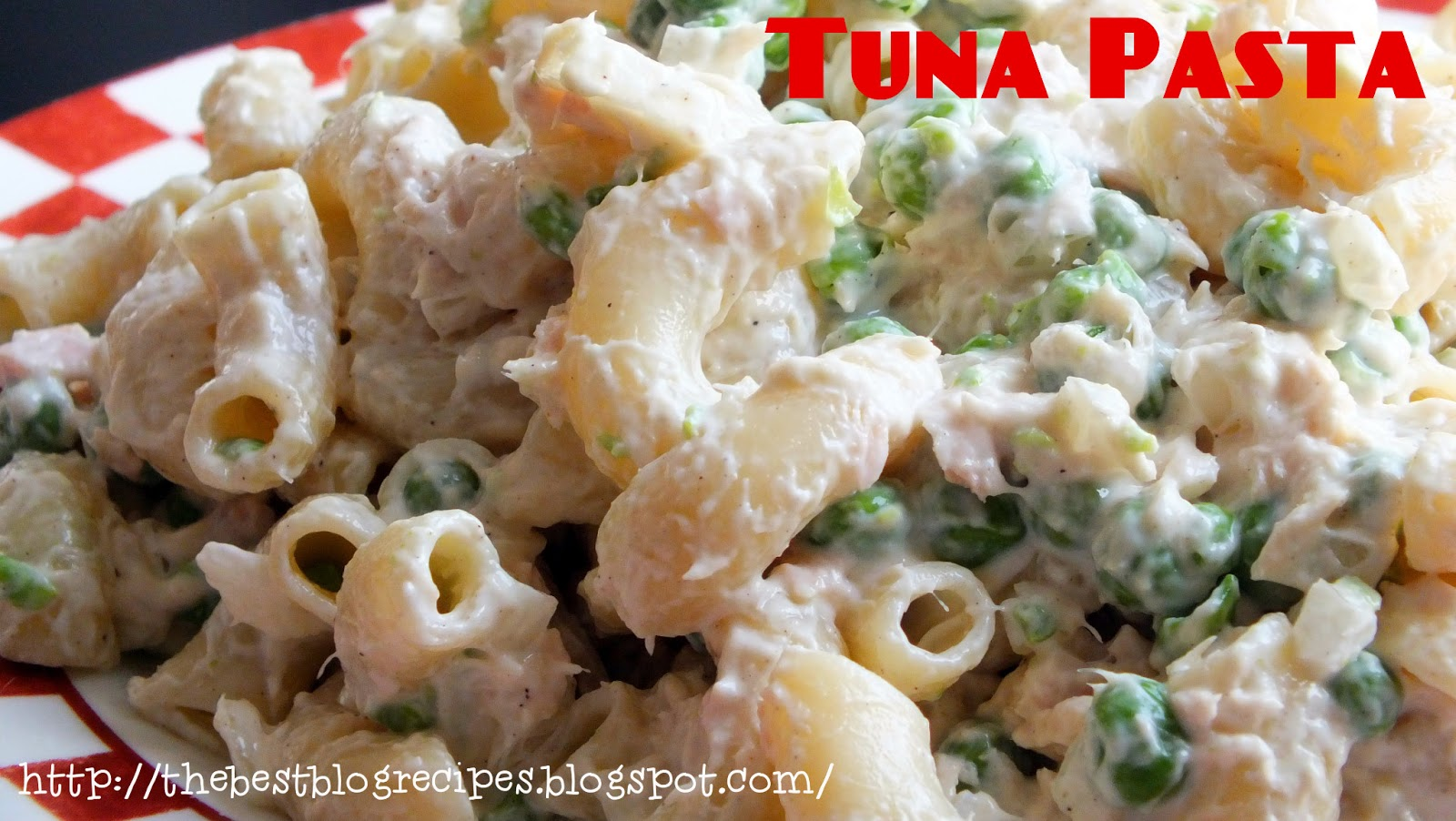 Tuna Pasta Cold The Best Blog Recipes