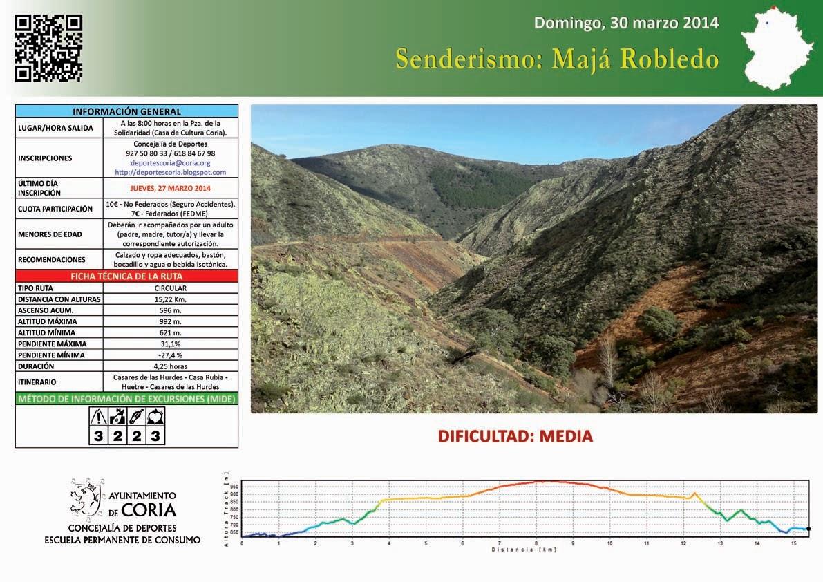 http://senderismocoria.blogspot.com