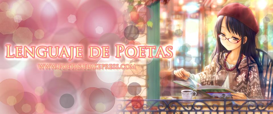 Lenguaje de Poetas