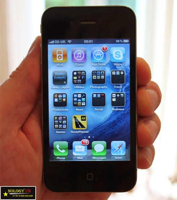 Điện thoại Iphone 4 cũ