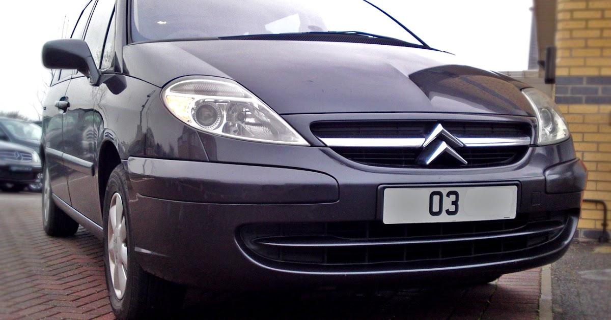 Chris Haining Writes: Driven #20:- '03 Citroën C8