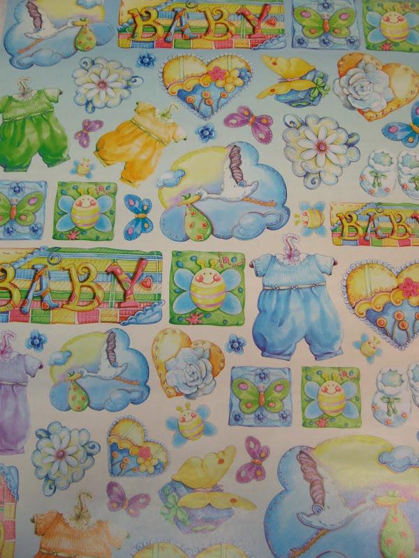 Papeles servilletas y telas de tere papeles infantiles 031 - Papeles y telas ...