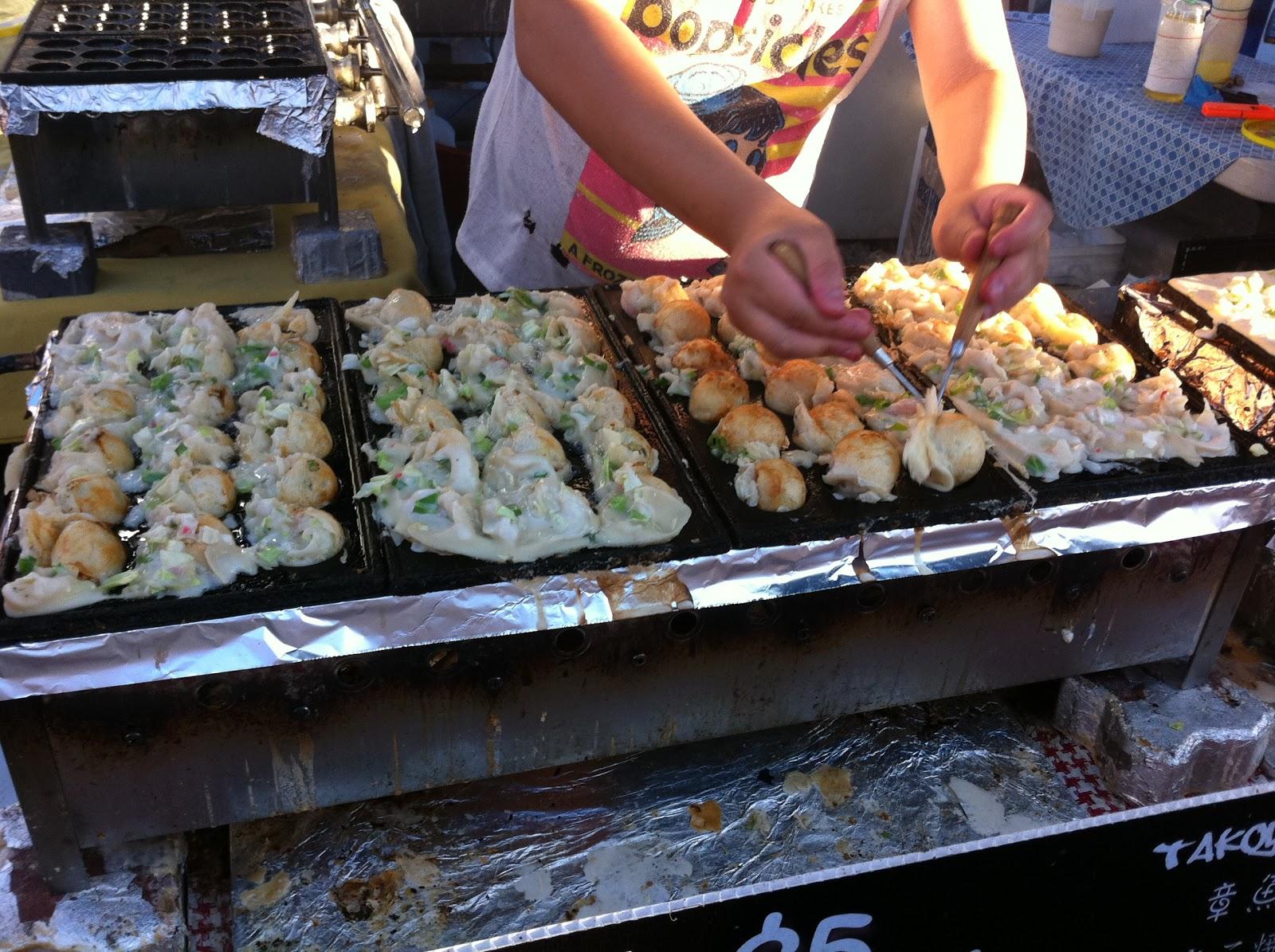 Richmond summer night market vancouver canada the for Fish market richmond va