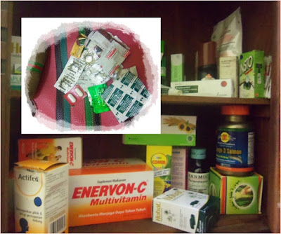 [Kebutuhan Primer] Kotak Obat Di Rumah