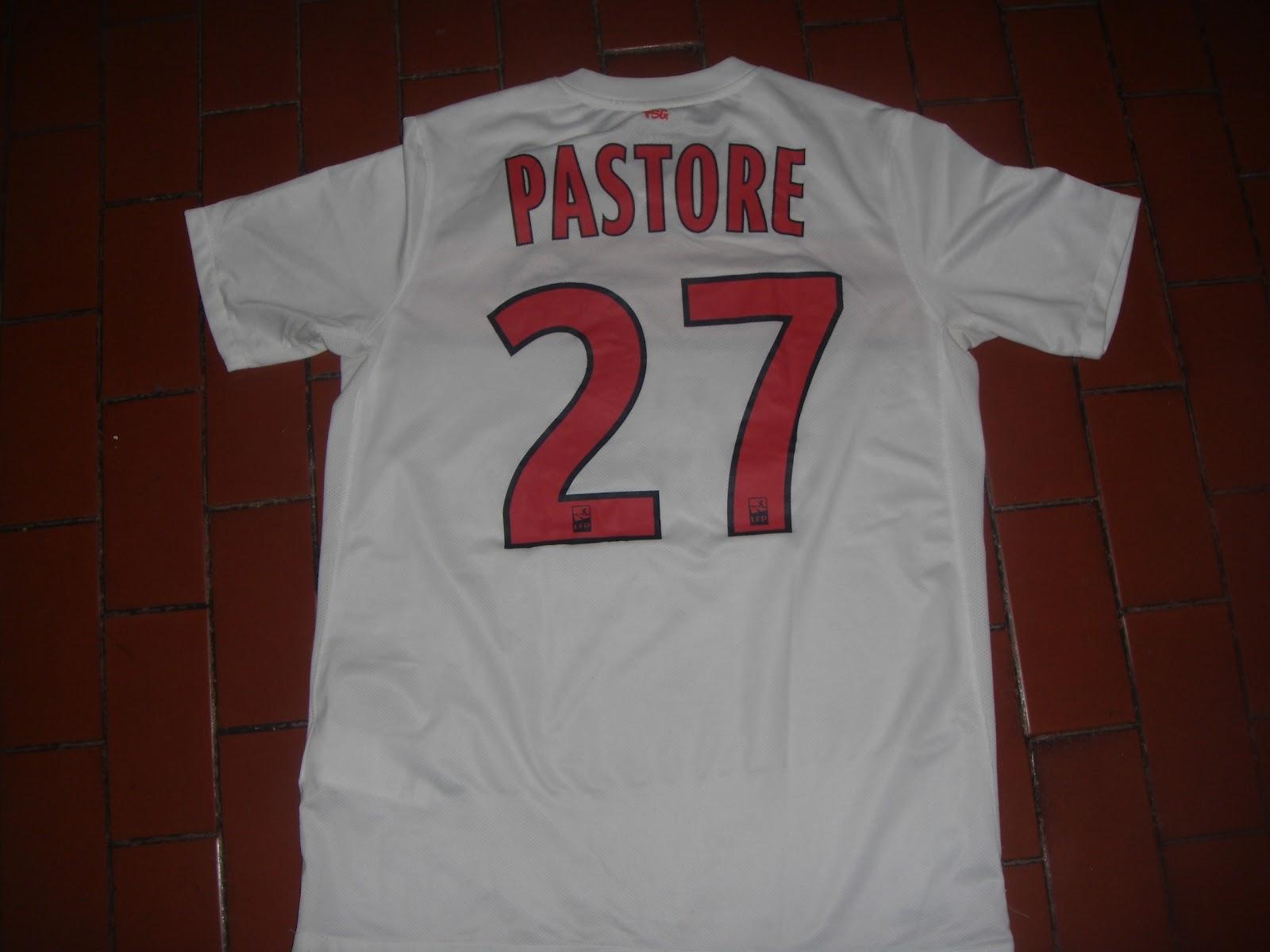 camiseta psg 2013