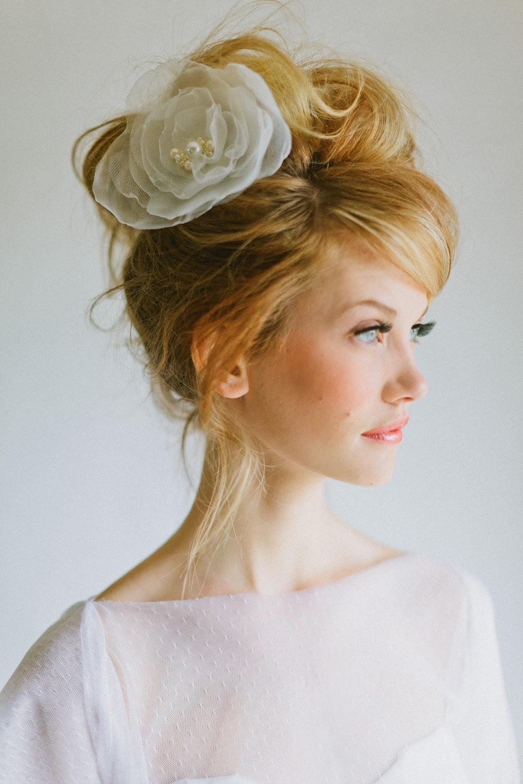 2012 bridal makeup trend #1: Coral
