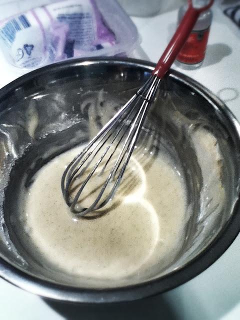 Spiced Vanilla Baked Doughnuts with Vanilla Glaze, Glaze