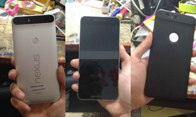 Photos of Huawie's Nexus Leaked Online