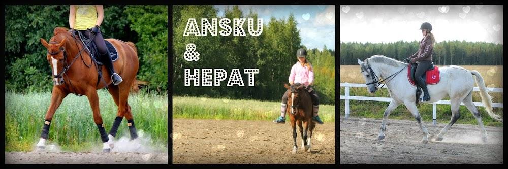 Ansku & hepat