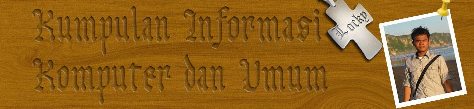 Kumpulan informasi komputer dan umum