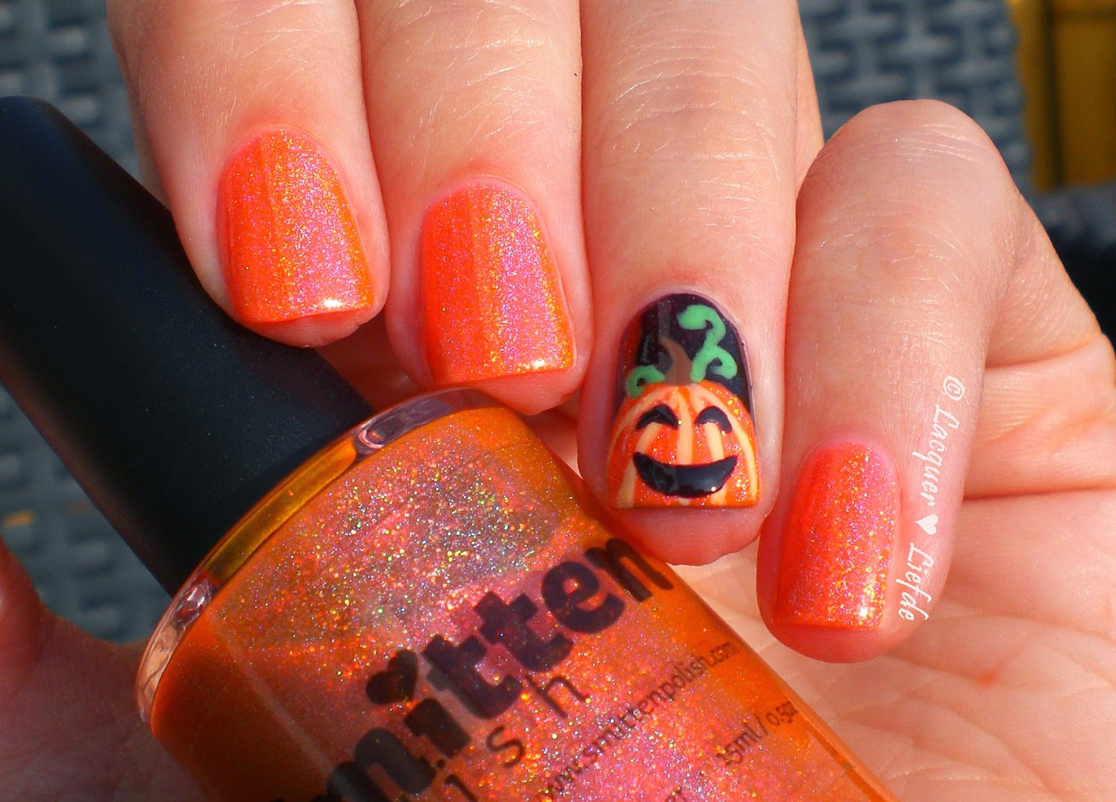 Smitten Polish Safety Dance