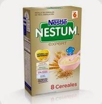 Prueba Nestum de Nestlé