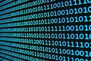 el lenguaje binario de la computadora: